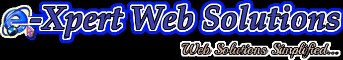 e-Xpert Web Solutions